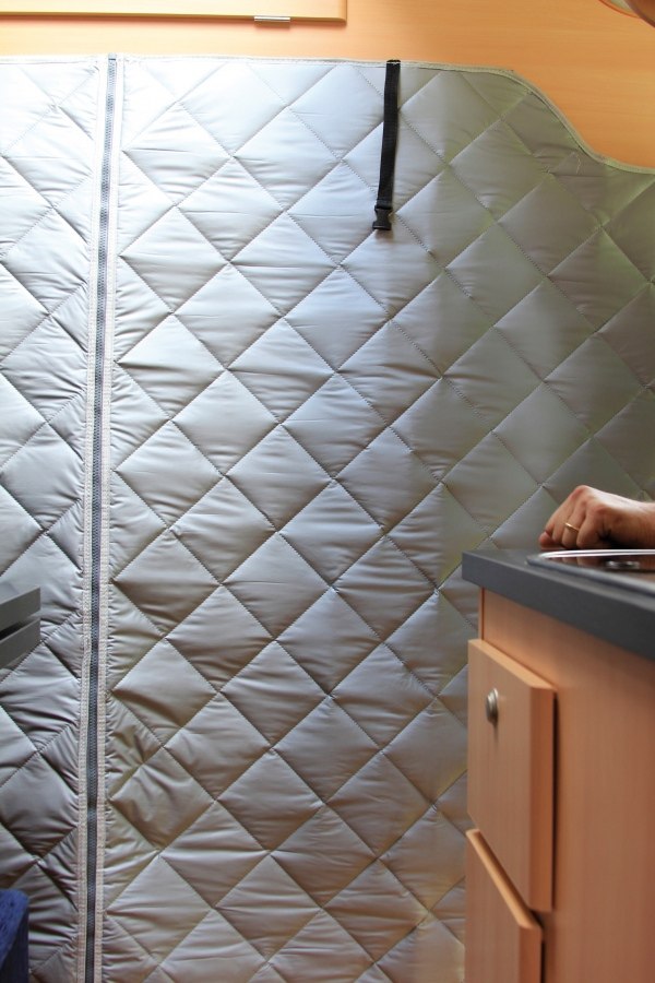 Fiamma Thermal Wall Panel For Ducato Cabin Motorhome